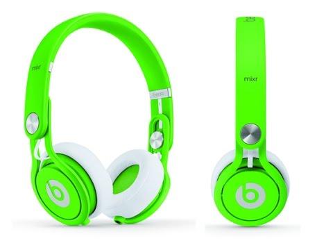 Unboxing Beats Mixr Edizione Limitata Verdi Neon Ita
