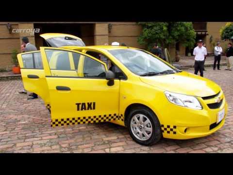 Nueva edición de taxis Chevrolet 2015