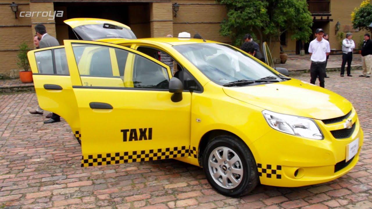 Nueva edición de taxis Chevrolet 2015 - YouTube