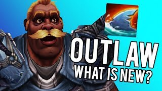 BFA What Is New With Outlaw? - World of Warcraft: Battle For Azeroth (Prepatch)