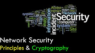 Principles of Network Security and Cryptography