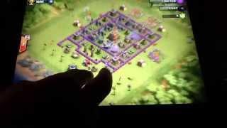 Castle clash, clash of clans - Petite présentation...