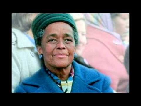 """Ella Baker Speaks! """"The Voice that Says Life is More Sacred Than Property Must Be Heard!"""""""