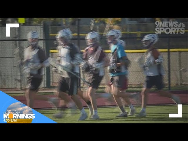'The medicine game' is helping one lacrosse player battle through cancer treatment