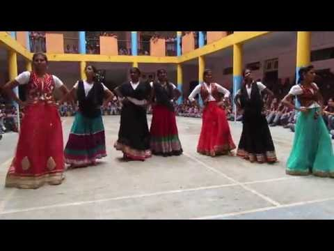 KV ASHOK NAGAR - CCA GROUP DANCE COMPETITION