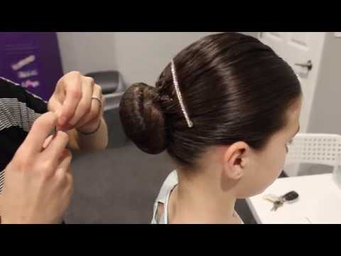 How-to: Ballerina Bun!