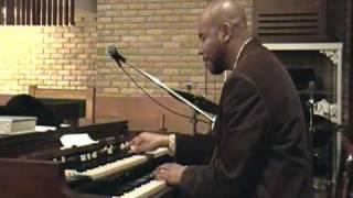 Gary Walker Memphis Tn Hammond Organ