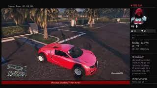 (GCTF) PASSING OUT MODDED CARS AND MONEY GTA 5 Online PS4