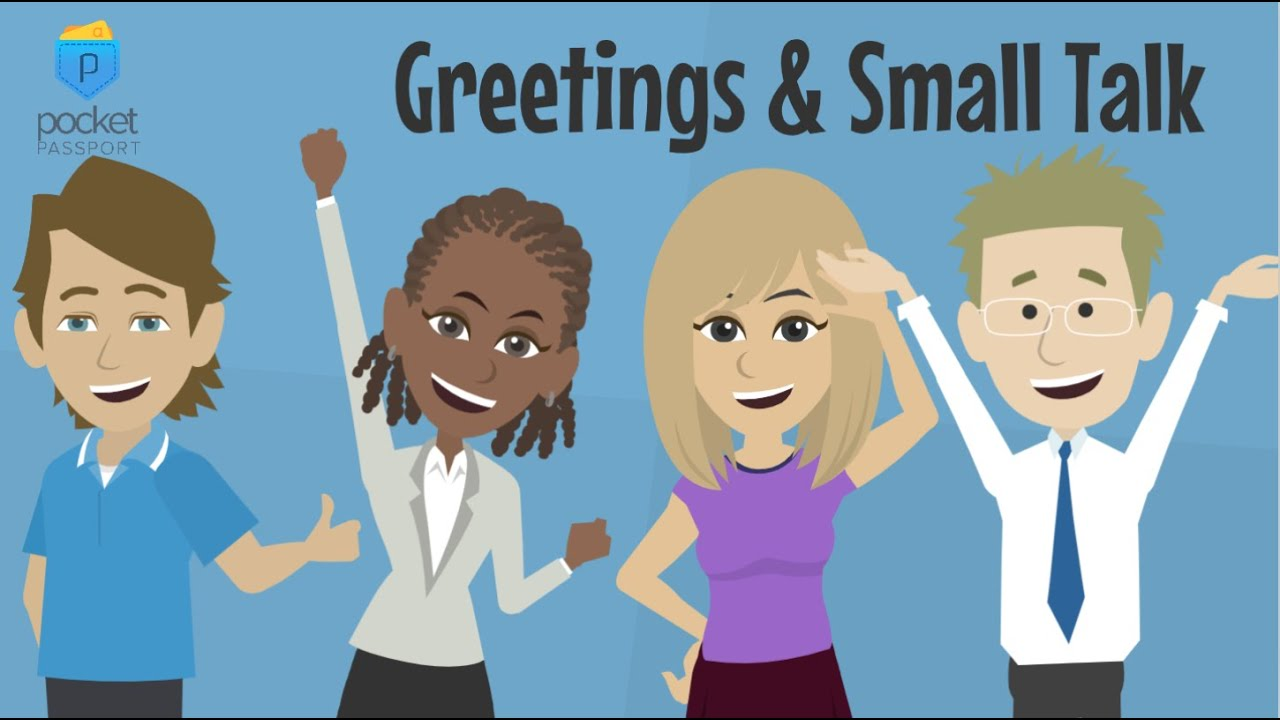 Download Greetings and Small Talk   Short English Conversations for Daily Life