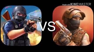 Standoff 2 vs стрелок онлайн