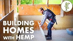 Building with Hemp - An Incredible Natural Insulation & Sustainable Material