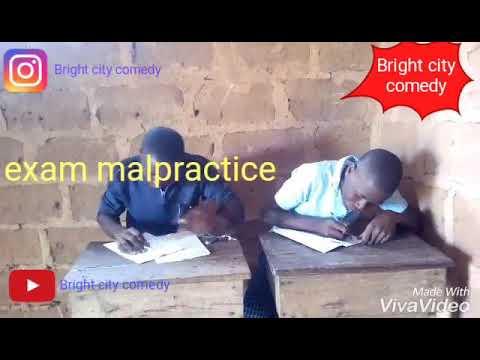 😁How exam is written in Nigeria nowadays😁😁