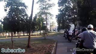 Bike rally of national milk Day!!