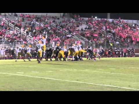 2014 First and Ten Highlights Spring Valley vs Blythewood