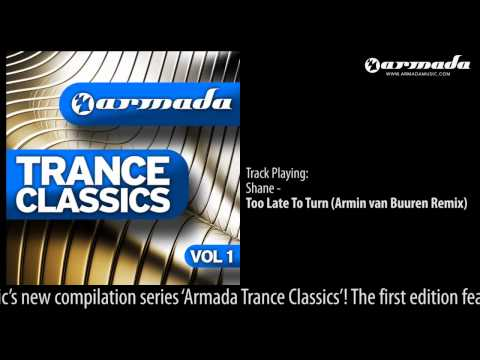 Armada Trance Classics, Vol 1