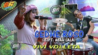 Gedhe Roso (Abah Lala) cover Vivi Volleta OM MG86 live SMA N 3 Sragen