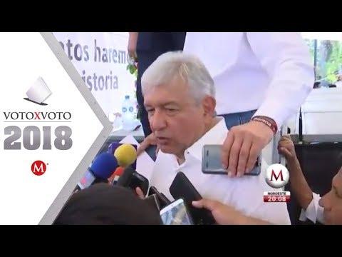 Llamará AMLO a panistas a dejar el partido y se sumen a Morena
