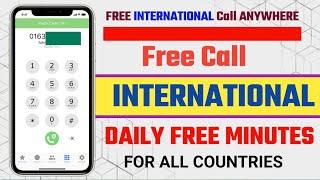 Free Call l Free International Call l Free Call App 2021 l International Calling App l Free 2022 screenshot 4