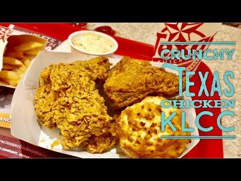 Cheap Eats Kuala Lumpur: Texas Chicken KLCC Mall Kuala Lumpur Malaysia