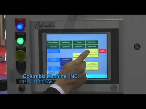 Automated by B&R - Columbia Machine @ Pack Expo 2010