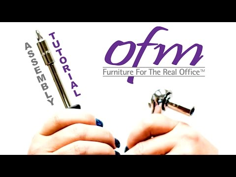 OFM Video Assembly Instructions for a Drafting Kit