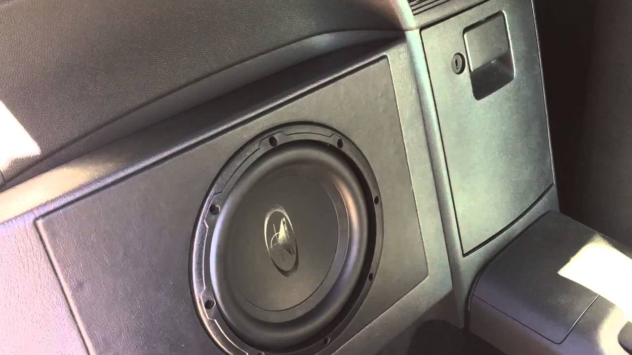 mazda miata custom subwoofer enclosure 2006 2015 8 sub youtube. Black Bedroom Furniture Sets. Home Design Ideas
