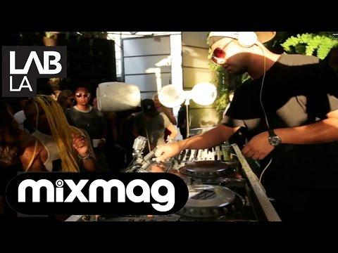 WAX MOTIF dope G house DJ set in The Lab LA