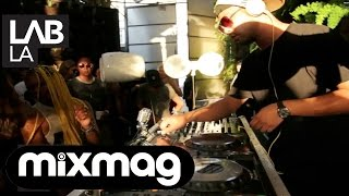 WAX MOTIF dope G house DJ set in The Lab LA
