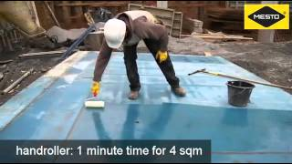 видео Смазка Эмульсол для опалубки