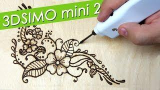 3D SIMO MINI 2 | Выжигание по дереву