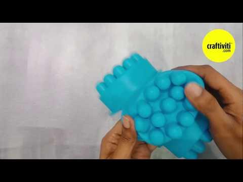 Craftiviti Massage Soap Mold 120g – 4 Bars