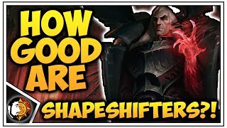 How Good Are Shapeshifters? - Teamfight Tactics