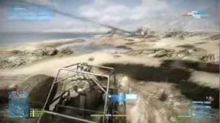 Battlefield 3 DPV-Jeep Roadkills - LeRoadkills