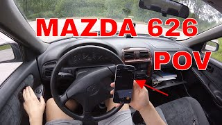 видео Mazda 626