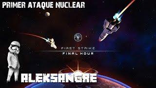 FIRST STRIKE - Primer ataque nuclear - Quien presionará el boton? - Gameplay Español HD