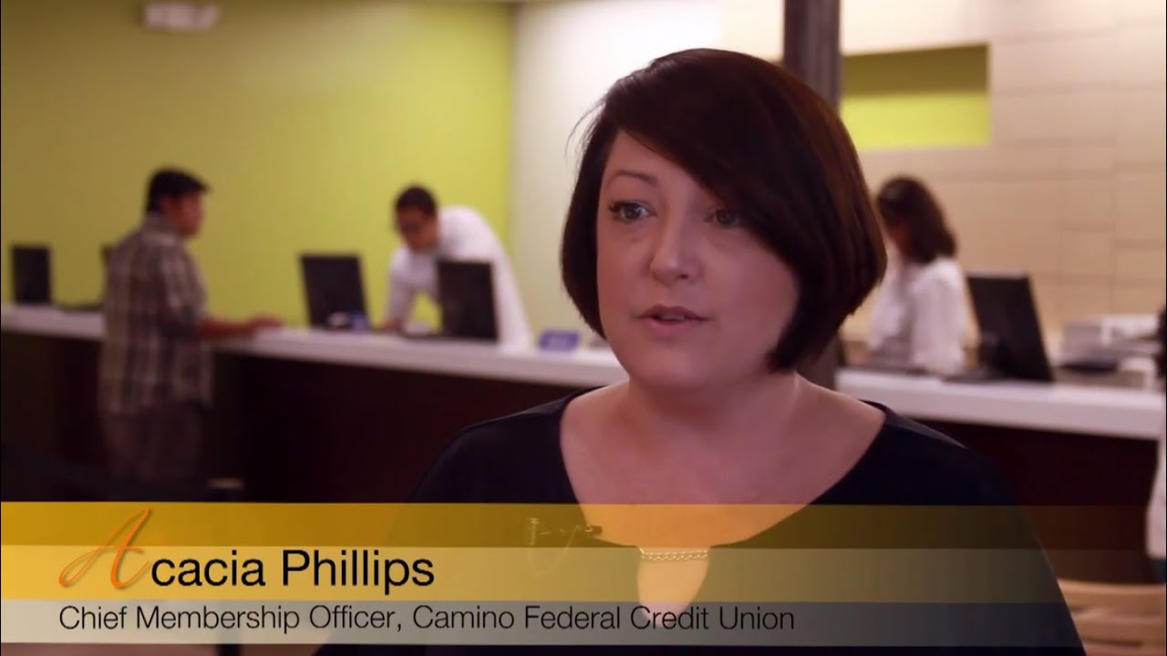 Creating A Comfortable Environment For Our Members Camino Federal Credit Union Youtube