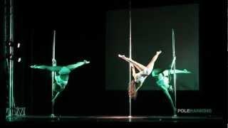 Milan Pole Dance Studio teachers - Inno Alla Vita