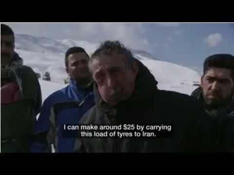 The Gruelling Life Of A Kurdish Smuggler