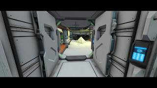 Space Engineers [21:9] - Escape Pod