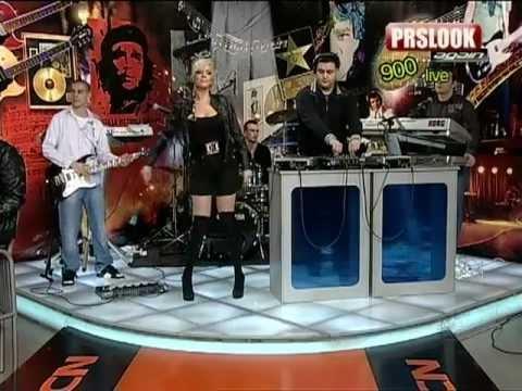 DARJA SIMIC Feat DJ DJUKA - Najgora Rmx 2011 ,Prslook Again - TV KCN