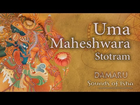 Uma Maheshwara Stotram | Damaru | Adiyogi Chants | Sounds of Isha