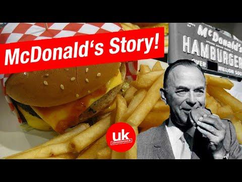 Die wahre Geschichte von McDonald's YouTube Hörbuch Trailer auf Deutsch