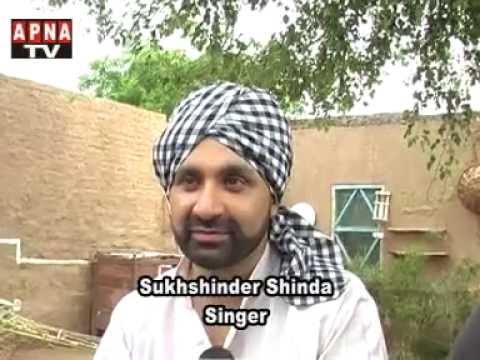 Sukhjinder Shinda Interview At Mohali