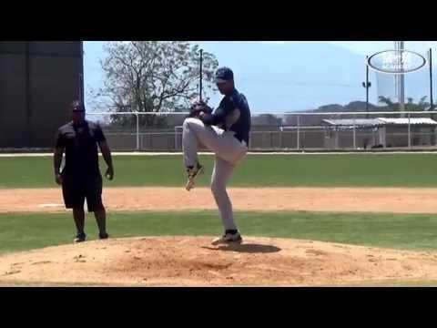 MM baseball academy Tryout padres de San Diego en complejo polar