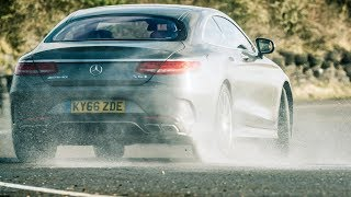 Mercedes-AMG S63 Coupe   Chris Harris Drives   Top Gear