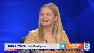 America's Got Talent's Darci Lynne on her Holiday Tour & NBC Special