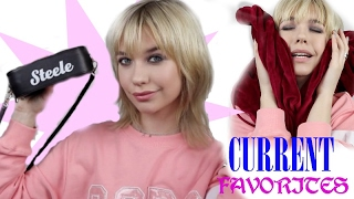 CURRENT FAVS! Clothes, Makeup, Music & Shows!