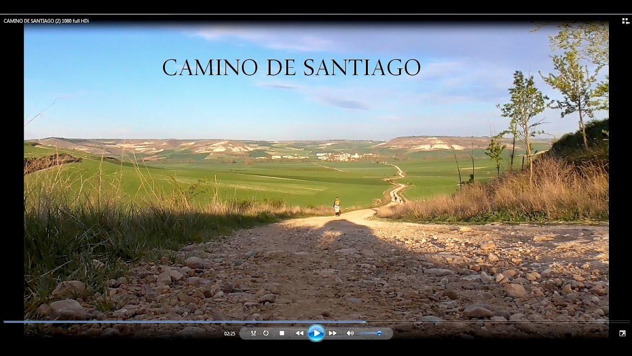 CAMINO DE SANTIAGO - YouTube