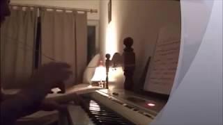 Carole Samaha - Marwan Khoury | Ya Rab (Piano)