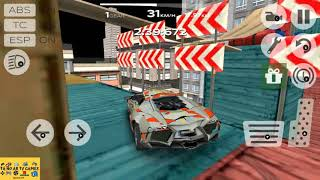 EXTREME CAR DRIVING SIMULATOR GAMEPLAY MODO LIVRE PROVA 2 ANDROID #02